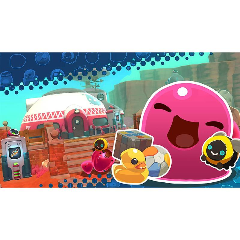 Xbox One game Slime Rancher