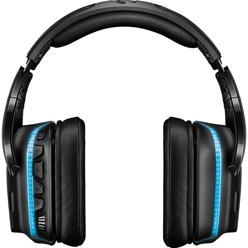 Wireless headset 7 1 Logitech G935 LIGHTSYNC